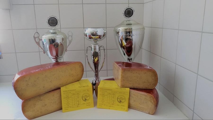 Sophiahoeve wint winterkeuring met beste oude BoerenLeidse kaas